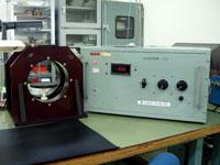 耐磁試験機