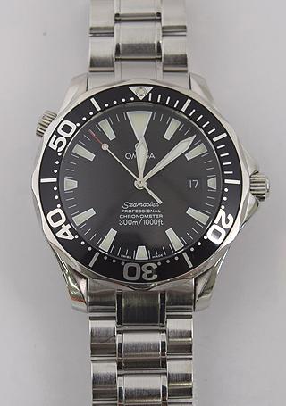 cheap for discount 2253f 9dc6a ベルト修理 オメガ シーマスター | 腕時計(オメガなど)の修理や ...