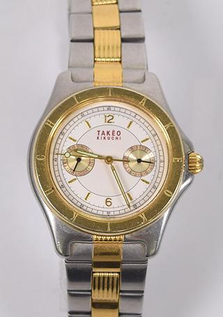 finest selection 49907 b9b6d 電池交換 タケオキクチ | 腕時計(オメガなど)の修理や電池交換 ...