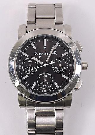 brand new 99926 eb9b4 電池交換 アニエスベー   腕時計(オメガなど)の修理や電池交換 ...