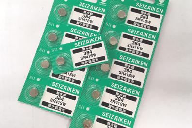 酸化銀電池(SR41)