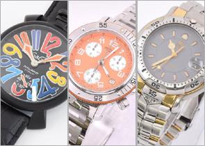 中古時計の販売